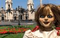 Mira el recorrido de 'Annabelle'