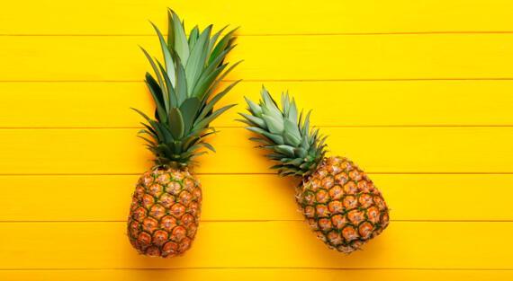 Piña golden: 3 tips para escoger la mejor